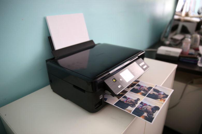 เครื่องพิมพ์อิงค์เจ็ท